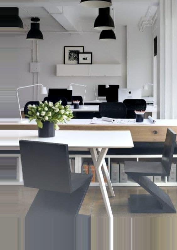 дизайн маленьких офисных помещений