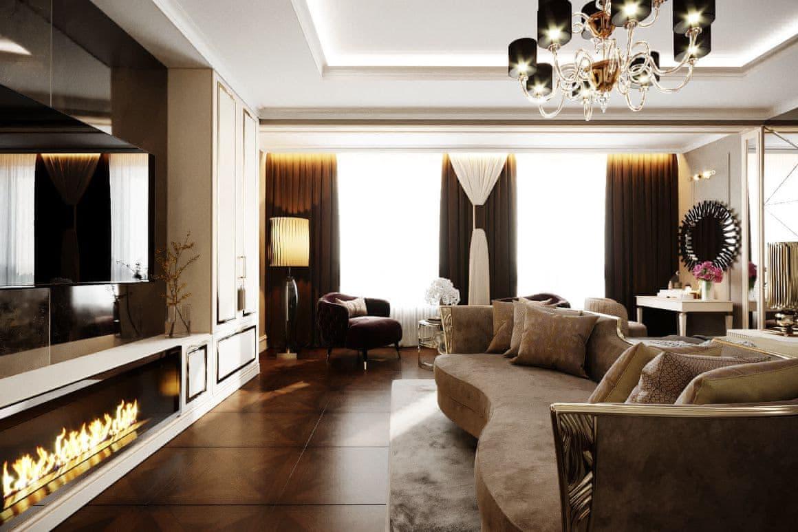 Vip дизайн квартир