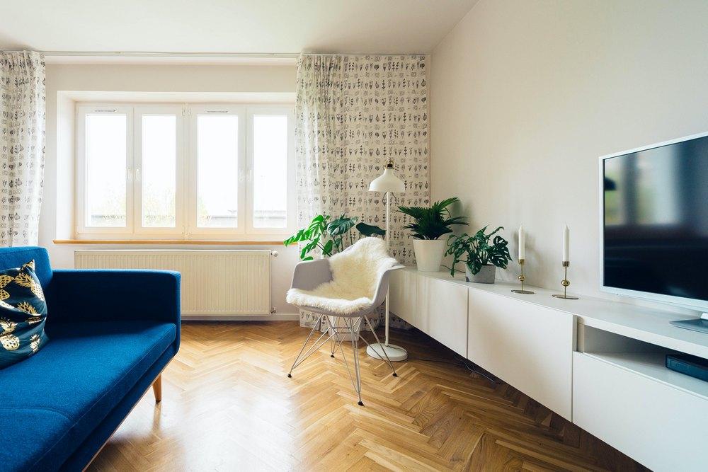Дизайн помещения в современном стиле