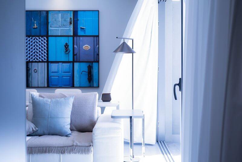 дизайн интерьера умного дома